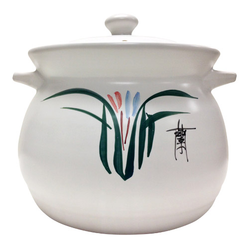28: CERAMIC SOUP POT (7.5L)