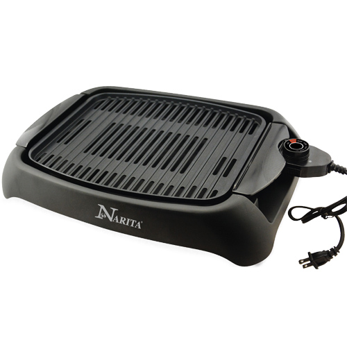 NBC-1310: INDOOR ELECTRIC GRILL