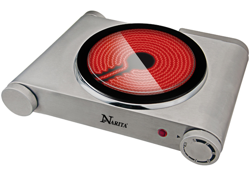 NHP-715S: CERAMIC INFRARED COOKTOP