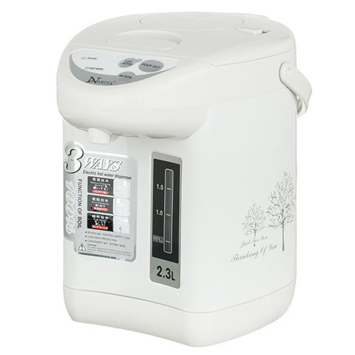 NP-2388F: ELECTRIC HOT WATER DISPENSER WITH 3 WAY DISPENSE (2.3L)