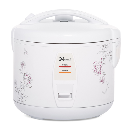 NRC-060F: 6 CUP RICE COOKER / 3D WARMER