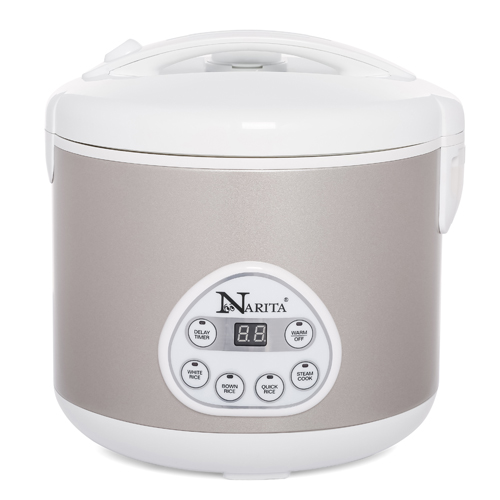 NRC-600D: DIGITAL RICE COOKER / 6CUP