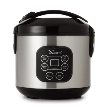 NRC-604SD: DIGITAL RICE COOKER / 4 CUP