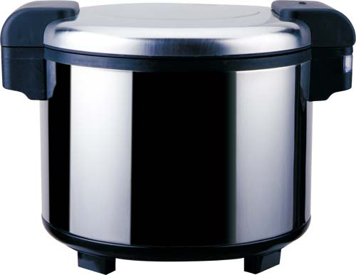 NRW-2155: COMMERCIAL RICE WARMER / 20L (120CUP OF COOKED RICE)