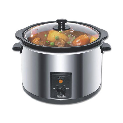 NSC-50: SLOW COOKER - 5.5Q