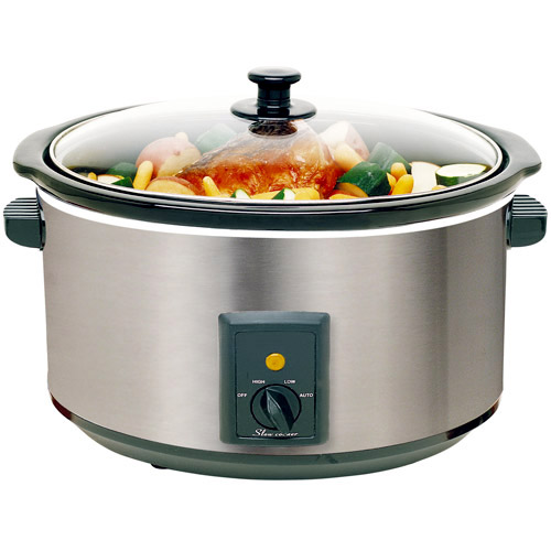NSC-800: SLOW COOKER - 8.5Q