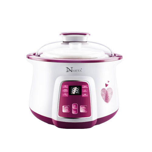 NSQ-1855: DIGITAL ELECTRIC STEW POT / 1.6L