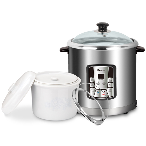NSQ-700: MULTI FUNCTIONAL STEW COOKER / 7.5QT