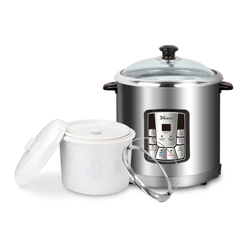 NSQ-900: MULTI- FUNCTIONAL STEW COOKER