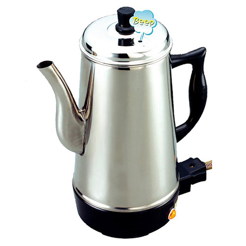 SH-158: ELECTRIC WHISTLING KETTLE / STAINLESS STEEL