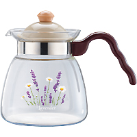 Glass Stovetop Tea Kettle (32OZ)