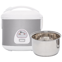 Rice Cooker / 10 Cup  / Stainless Steel Inner Pan