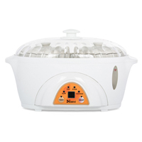 Electric Stew Pot / 1.6L / Oval