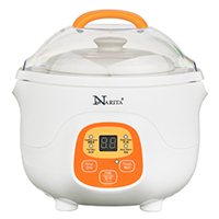 Digital Electric Stew Pot / 0.7L