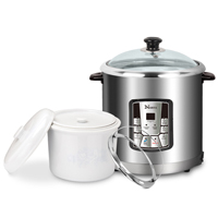 Multi- Functional Stew Cooker