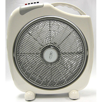 Electric Box Fan / 14 inch